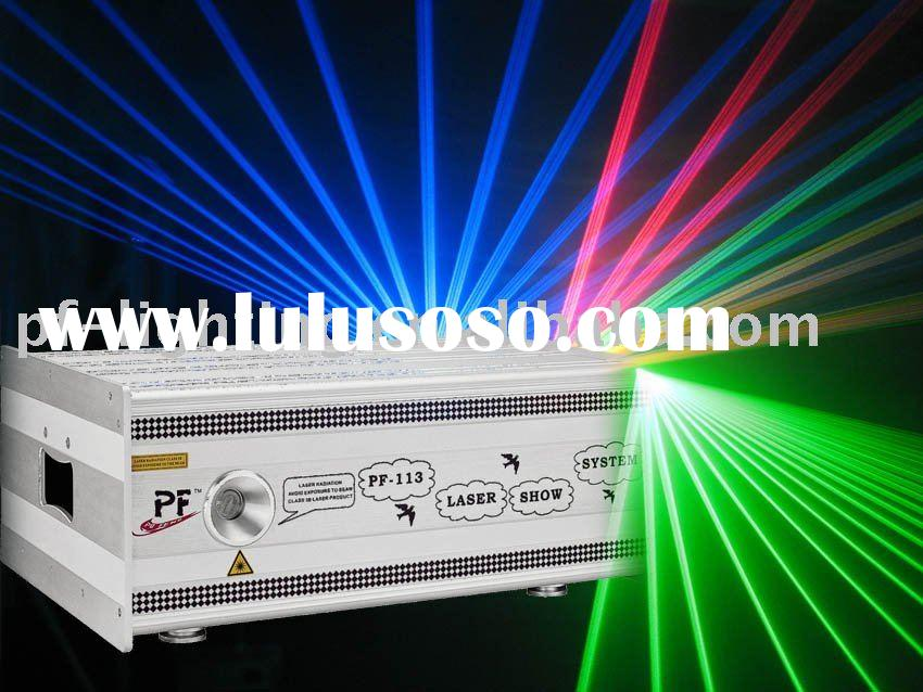 Stage/disco/club/outdoor laser light-RGB color,animation effect
