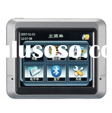 "TID-3556 3.5"" Portable Car dvd player built-in GPS"