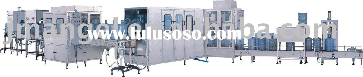 bottled water filling line/mineral water process line,