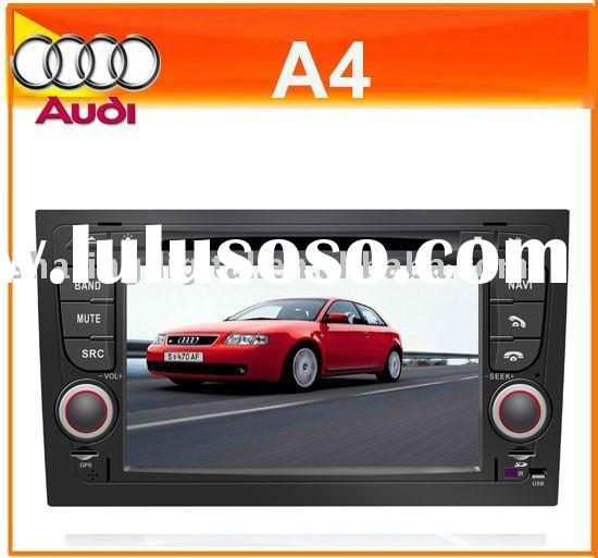 built in Can bus car DVD player gsp bluetooth AUDI A4