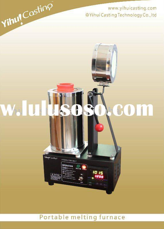hand-held electric melting furnace--jewelry machinery