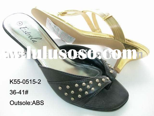 ladies high heel sandals