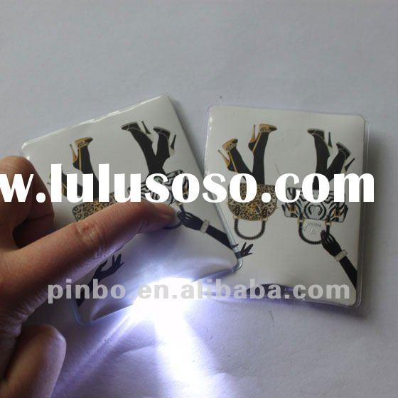 mini pocket led credit card light