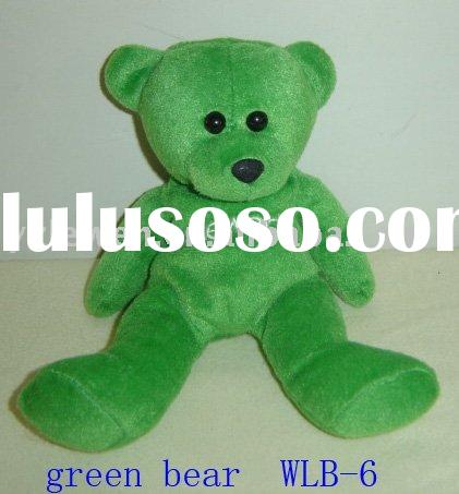 soft stuffed bear toy
