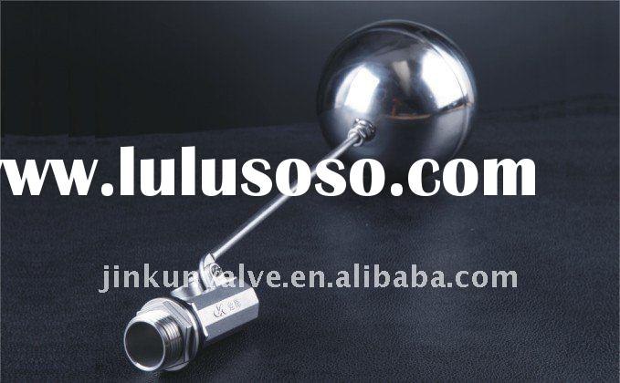 """stainless steel 1"""" thread SS304 floating valves"""