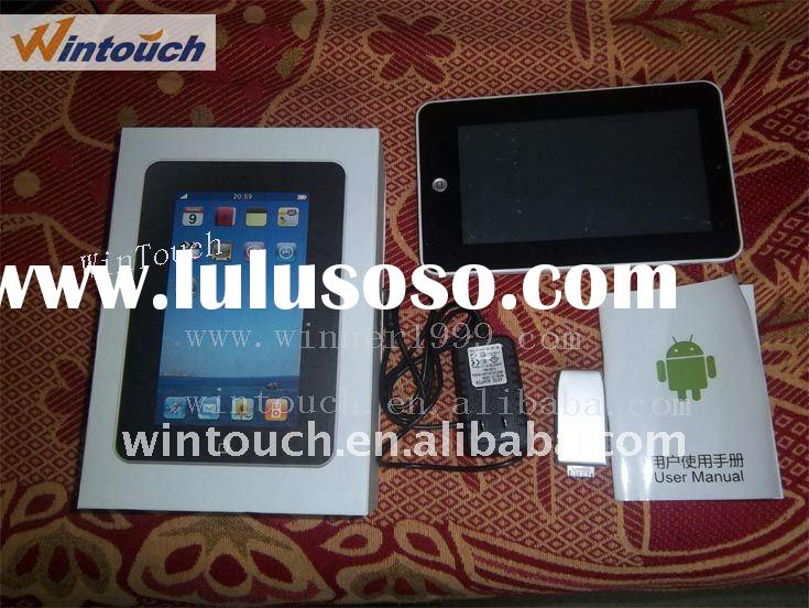 """wintouch 7"""" Tablet PC best quality reliable brand 7inch Google Android 2.2 best selling super q"""