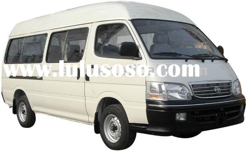 10-15 seats High roof, flat nose, lengthed Minibus (GDQ6530A1T)
