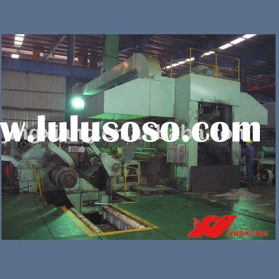 1500mm 4hi aluminum cold rolling mill
