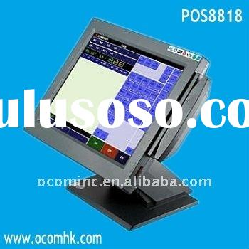 15 Inch All-In-One Touch Screen Point of Sale POS System With 120G HDD (POS8818)