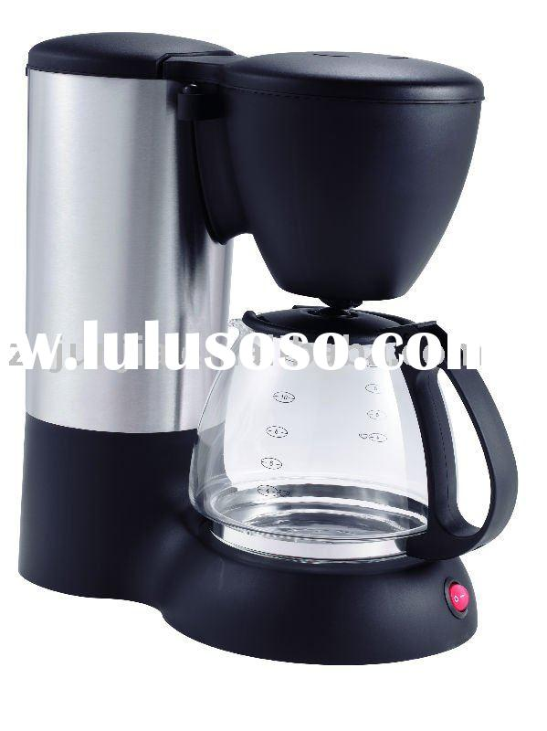 1.25L Stainless steel Coffee Maker