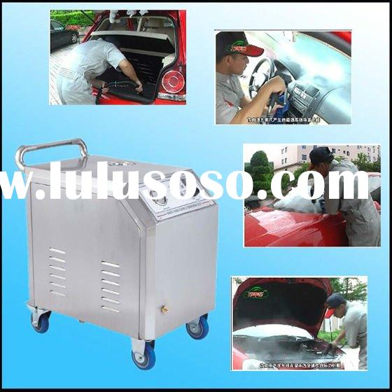 1(Manufacturer) Mobile steam car wash machine