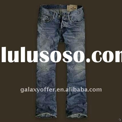 2011 HOT brand men jeans popular men jeans mens designer brand jeans
