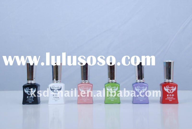 2011 Most popular soak off led nail polish
