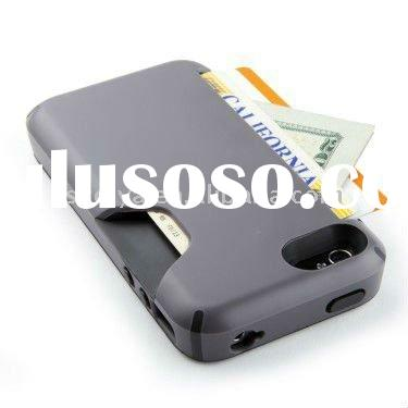 2011 New Arrival Card Silicone Case for Iphone 4G ,Good Look silicone speaker,Fashion silicone holde