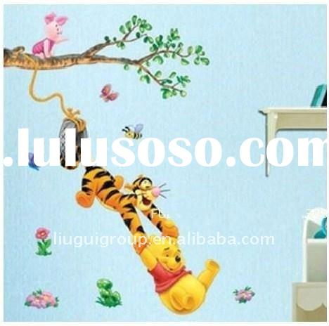 2011 newest Non-toxic Eco-Friendly Removable Vinyl Wall Sticker
