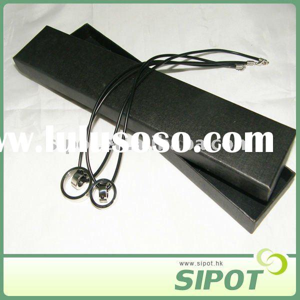 2011 wholesale stainless steel and scalar energy pendant