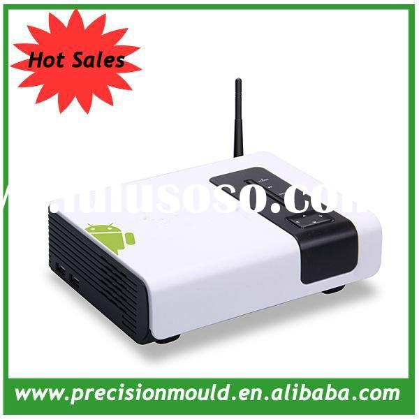 2012 Hot New android tv box hd satellite receiver, 1080P set top box
