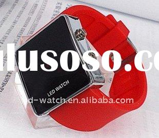 2012 Hot fashion LED watch/Top brand watches men