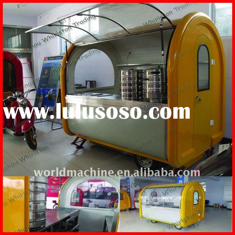Hot china mobile food carts for sale for sale price for Mobili kios
