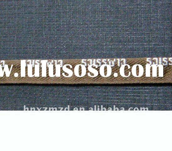 2012 wax cotton cord from china factory