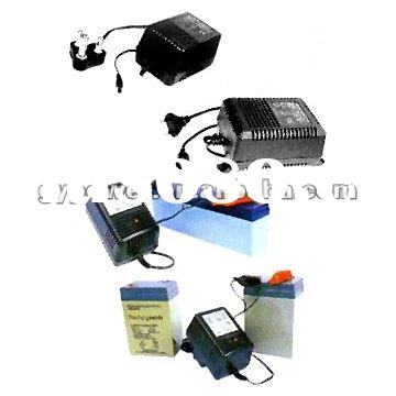 24v 0.6MA US plug lead-acid battery Charger Power Supply from 100-240VAC Ubattery charger AC/DC Adap