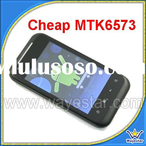 3G Android Smartphone Dual Sim