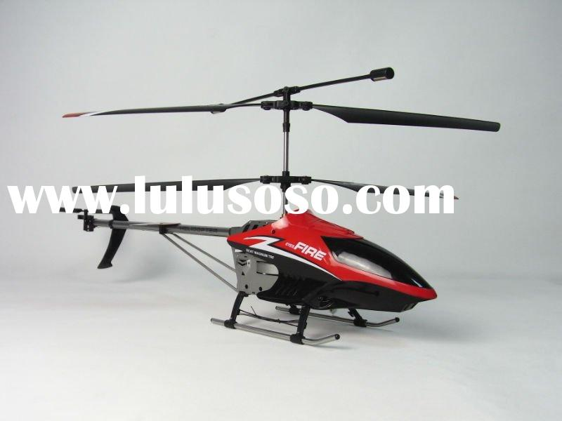 3.5 channel camera radio control helicopter with light and gyro-