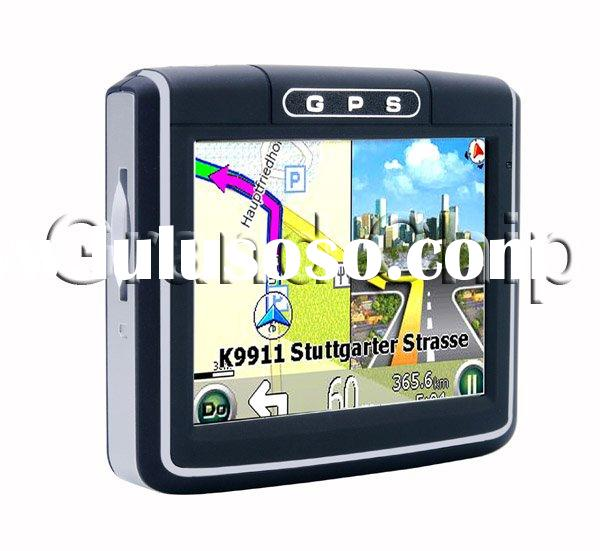 3.5 inch GPS hot selling in Brazil, Malaysia, South Africa