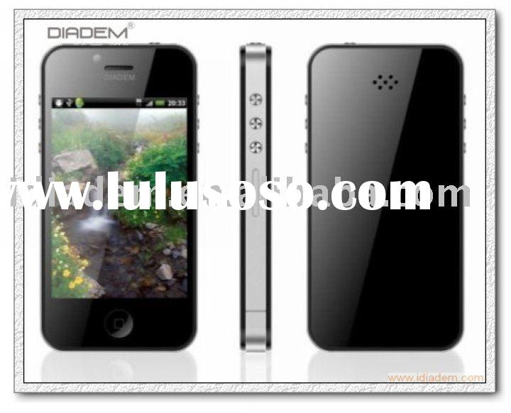 3.5-inch android 3g cheap unlocked phone mobile