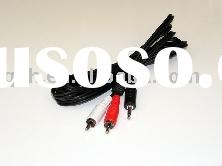 3.5 mm Stereo to RCA Audio cable