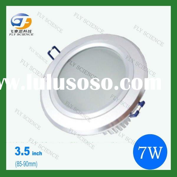 3.5inch 7W led recessed downlight