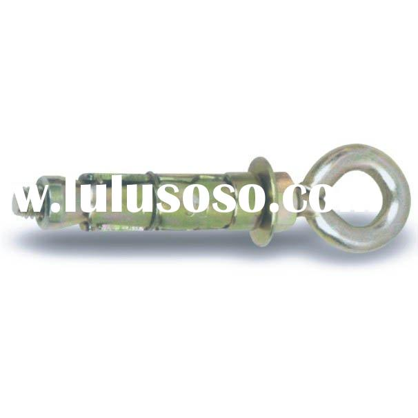 3pcs shield anchor eye bolt