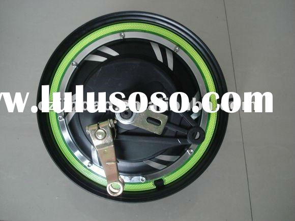 48 voltage brushless electric motorcycle motor