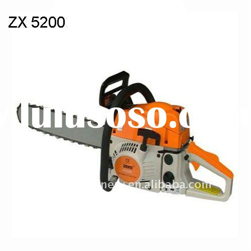 5200 petrol chainsaw