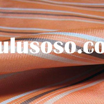 52%polyester 48%viscose Striped Suit Lining