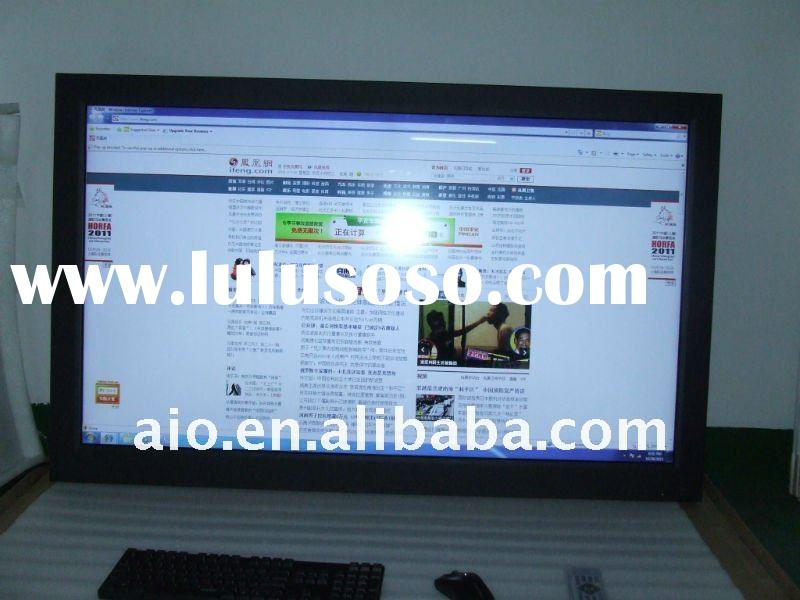 55 inch multi-point touchscreen led all in one pc tv