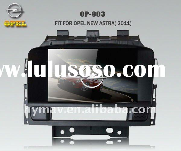 """7"""" OPEL NEW ASTRA CAR DVD PLAYER WITH GPS NAVIGATION"""
