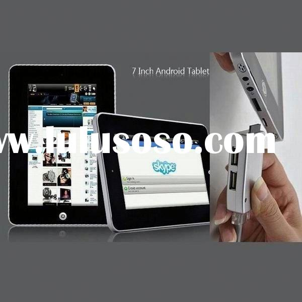 """7"""" Touch Screen 4GB FLASH mid century modern furniture with ANDROID GOOGLE SYSTEM 2.3"""