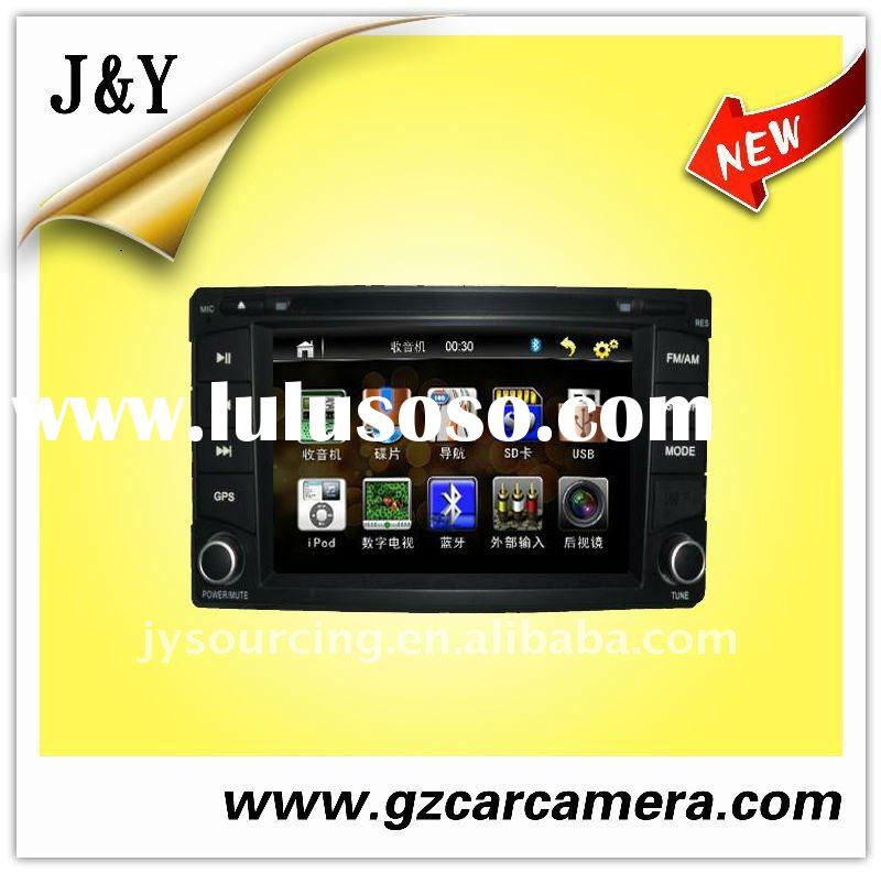 "7"" double din special car dvd player Subaru Forester with GPS and high resolution"