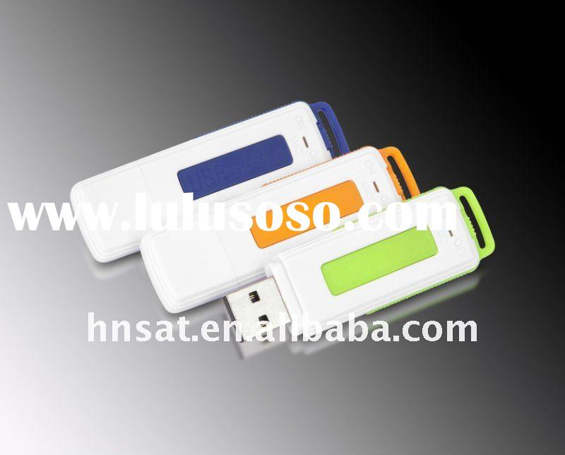 8GB New model USB flash drive digital voice recorder