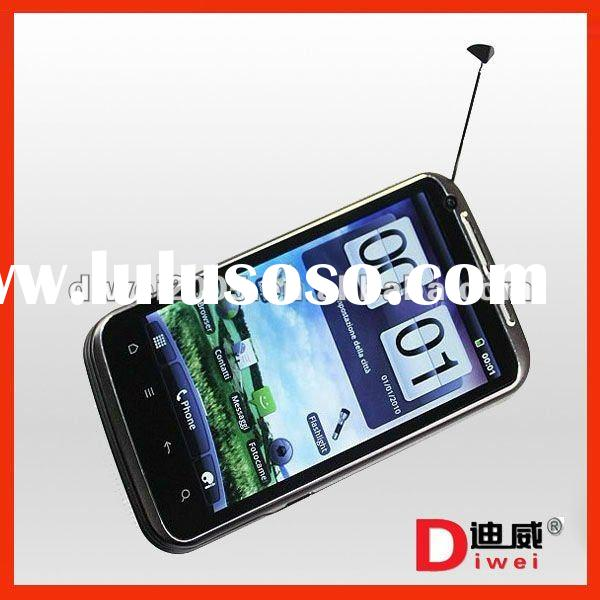 """A9300 4.3"""" Capacitive mobile phone Dual sim 3G GSM+WCDMA Android 2.3.6 MTK6573"""