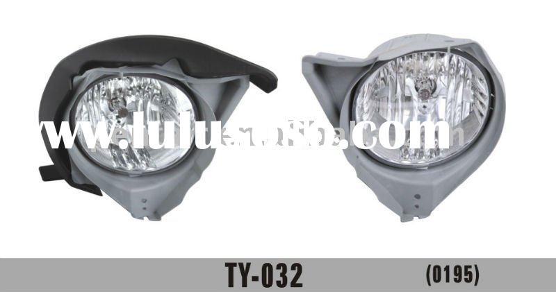 AUTO FOG LIGHTS FOR TOYOTA FORTUNER 04-ON