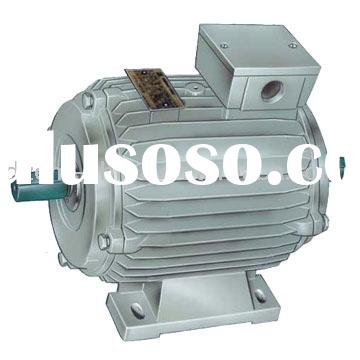 Aluminum-Case Electric Motor