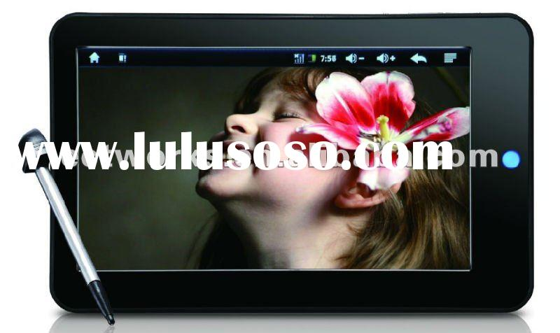 Android 10 inch capacitive screen 3G WiFi tablet PC