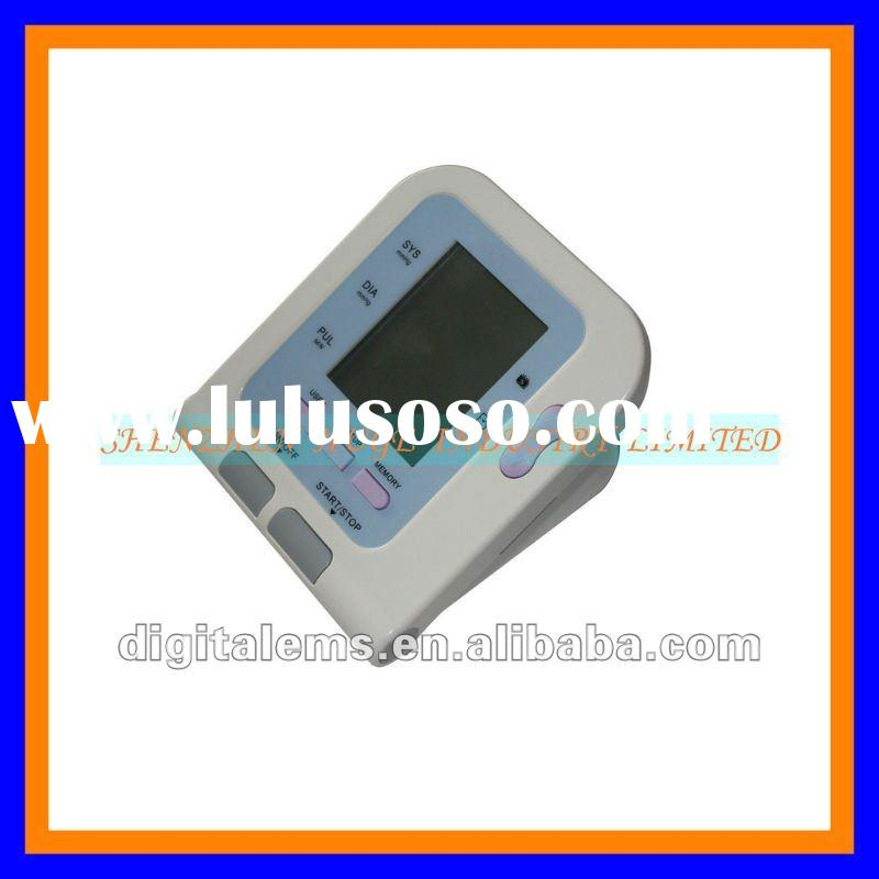 Arm Digital Blood Pressure Meter Blood pressure monitor with SPO2 test function use at home (Alkalin