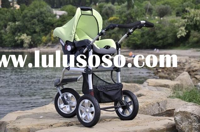 Baby Pushchair with Carseat