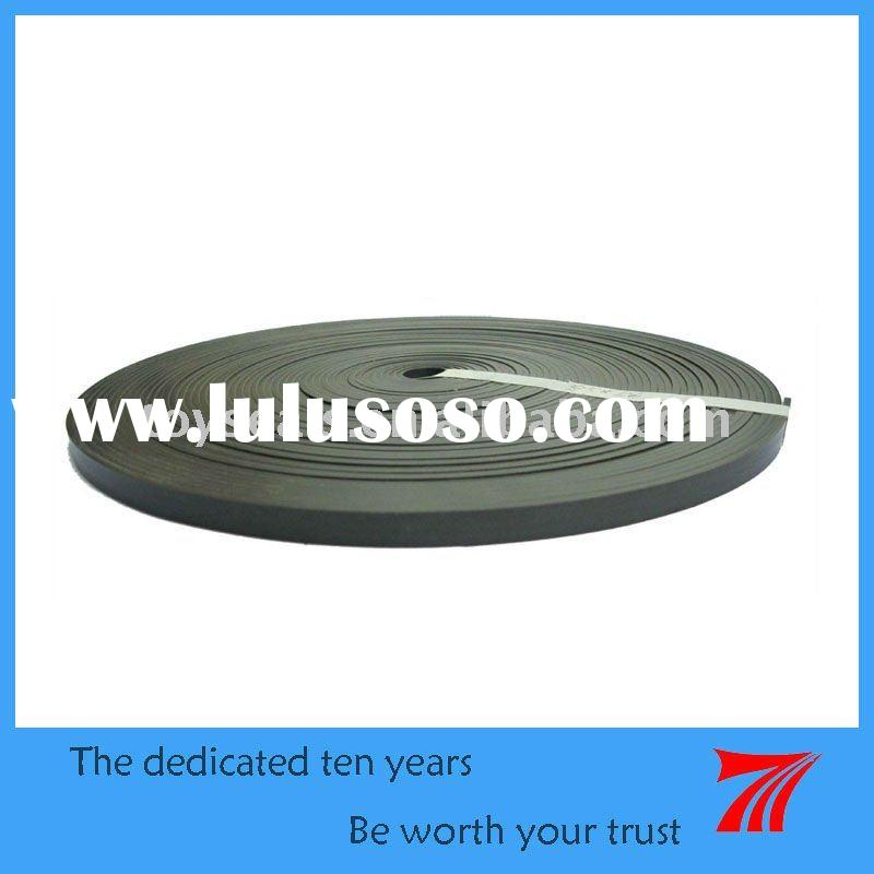 Bronze Filled PTFE Guide Tape Green Color