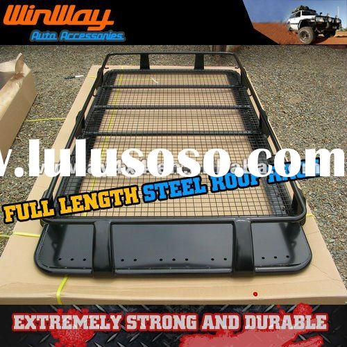 CHINA FULL LENGTH STEEL ROOF RACK 4X4