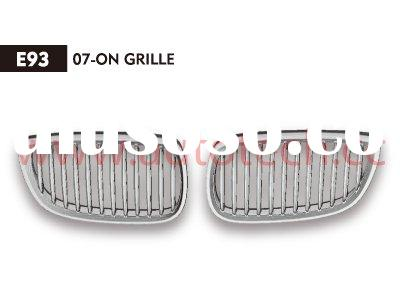 Chrome Front grille for BMW E93 (07-up) front grill