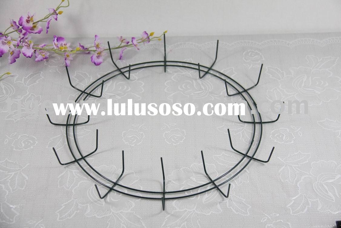 Wire Wreath Frame Growing Wreath For Sale Price China